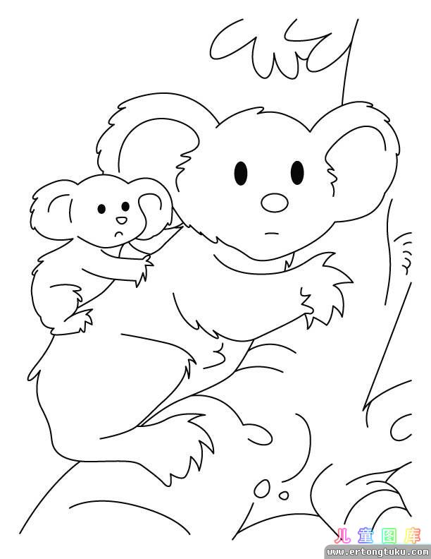 coloring kangaroo coloring face coloring pages. Black Bedroom Furniture Sets. Home Design Ideas