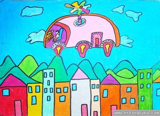 会飞的房子 儿童获奖科幻片图片