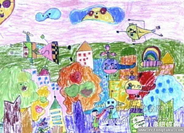 科幻的城市