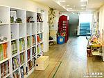 幼儿园教室书柜布置