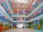 某公里幼儿园漂亮大厅设计