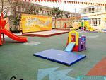 幼儿园室外表演舞台