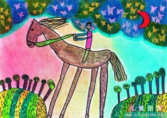 骑马Riding A Horse
