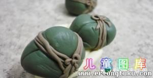 简单易做的小粽子饰品教学
