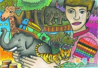 爱护动物行动周
