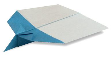 飞机3的折纸和步骤图解