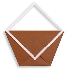折纸手提包和步骤图解