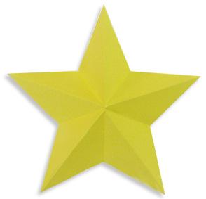 折纸星星的方法和步骤图解 03