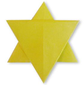 折纸星星的方法和步骤图解 04