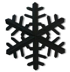 折纸雪花的方法和步骤图解