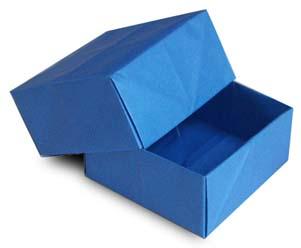 盒子的折纸和步骤图解