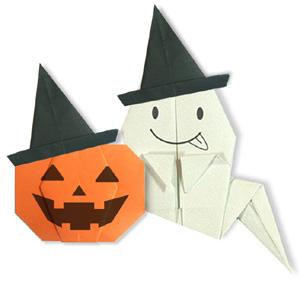 折纸魔女的帽子和步骤图解