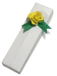折纸长盒子和步骤图解