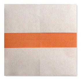 折纸减号和步骤图解