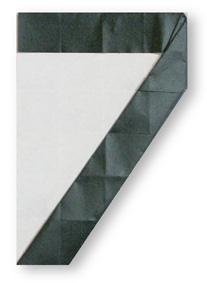 折纸数字7和步骤图解