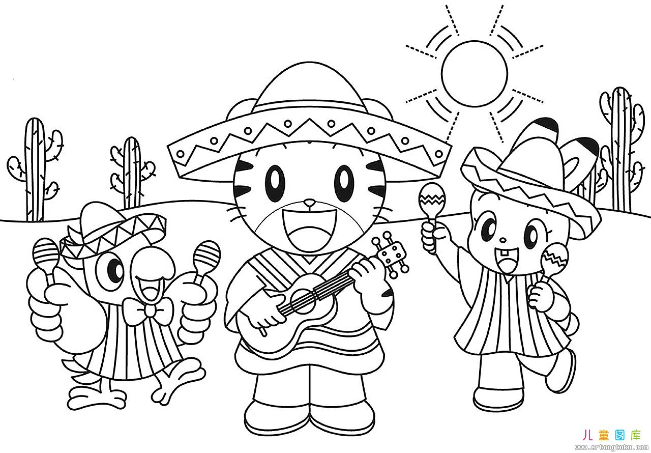 Coloring Pages Hd