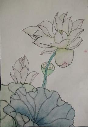 儿童水墨画 图片 作品大全欣赏 儿童图库