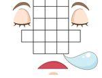 俄罗斯智力巧板拼图:鼻子