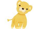 俄罗斯智力巧板拼图:小狮子